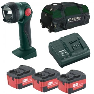 Metabo 4.0Ah Pick and Mix Kit