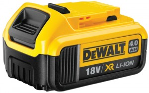 DeWalt 4.0Ah Battery