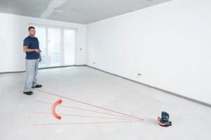Bosch GSL 2 demonstration