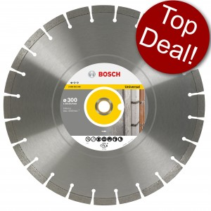 Bosch 300mm Diamond Blade