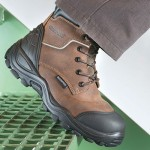 Buckler Safety Boots