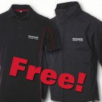 Panasonic Freebies