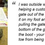Buckler Boots Testimonial