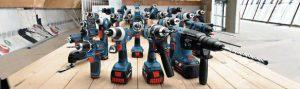 Bosch Power Tool Codes
