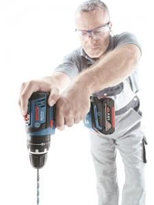 Bosch GSB18VLI 4.0Ah Combi Drill 18V Cordless Drill