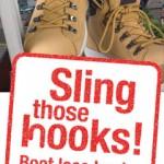 "Buckler ""Sling Those Hooks"""