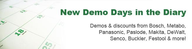 New Demo Days