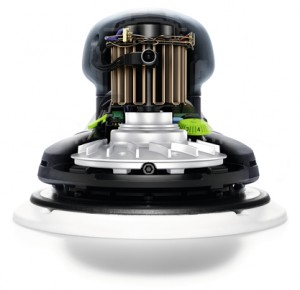 Inside the Festool ETS EC 150