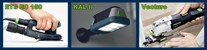 New Festool Products September 2014