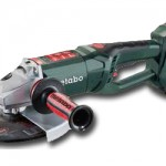 Metabo 36V 9 inch grinder