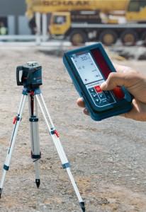 GRL 500 HV Laser with Remote
