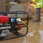 Honda EC3600 Open-Frame Generator
