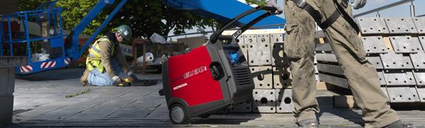 Portable Honda Generator