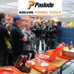 Paslode Training at Kelvin Power Tools