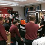 Paslode Training 2016 at Kelvin Power Tools