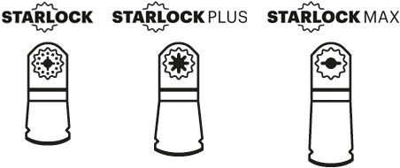Starlock Blades