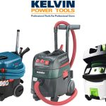 Dust Extractors at Kelvin Power Tools