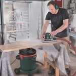 Metabo Power Tool Dust Extraction