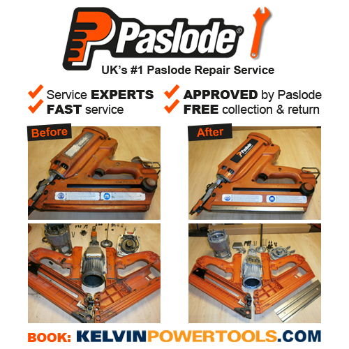 Is Your Paslode Nail Gun Not Firing? Common Problems & Fixes