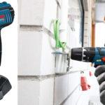 Bosch 12V Combi Drill & Impact Driver Set