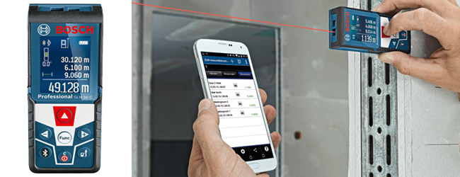 Bosch GLM 50 C Digital Laser Measure