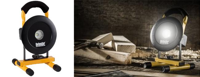 Defender LED400 Rechargeable LED Site Light