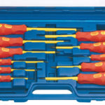 Draper Expert Fully Insulated Screwdriver Set