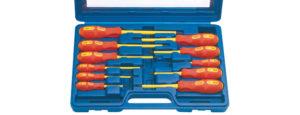 Draper Expert Fully Insulated Screwdriver Set