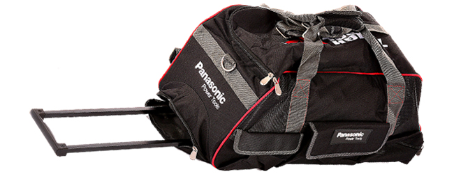 Panasonic Rolling Tool Bag