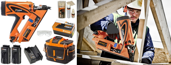 Paslode IM360Ci Framing Nailer Bag Kit