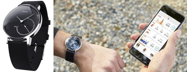 Withings Activité Steel Smart Watch