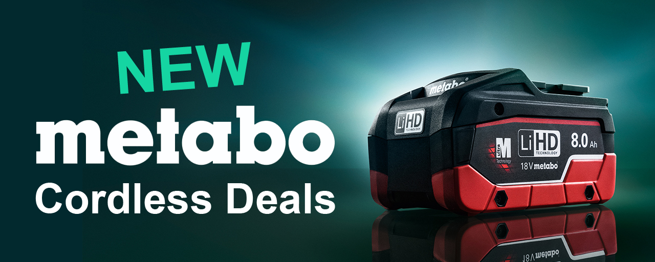 Metabo Cordless Deals