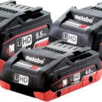 Metabo LiHD Batteries