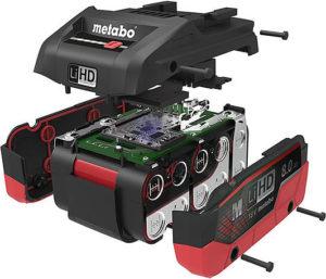 Metabo LiHD Battery