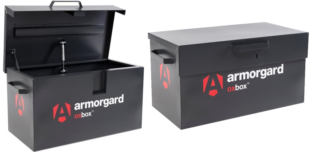 Armorgard OxBox OX1 Van Tool Storage Box