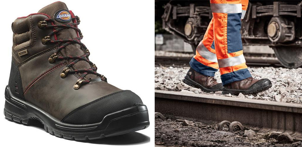 Dickies Cameron Safety Boots