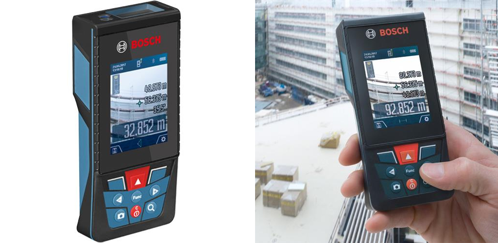 Bosch GLM 120 C Digital Laser Measurer