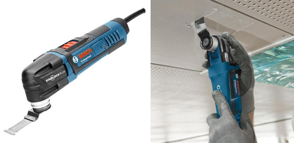 Bosch GOP 30-28 StarlockPlus Multi-Tool