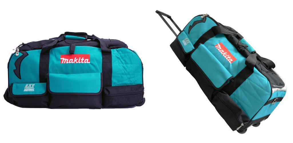 Makita Rolling Tool Kit Bag