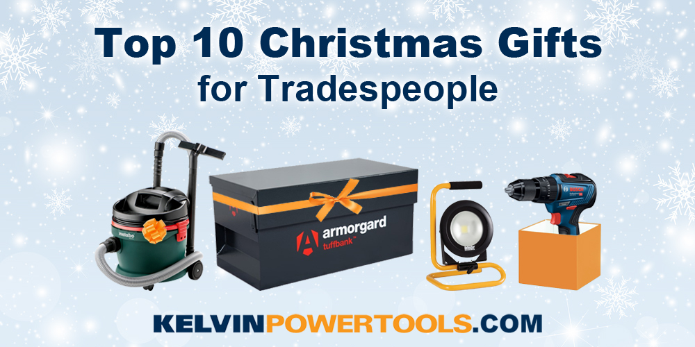 Christmas gifts for tradesmen