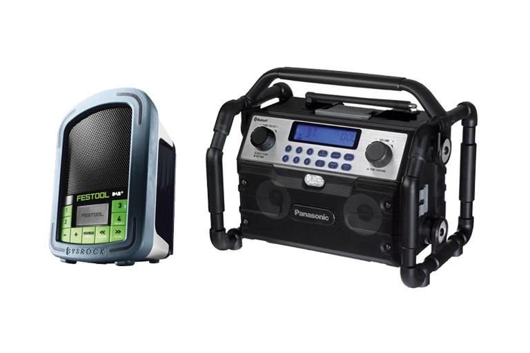 site-radios