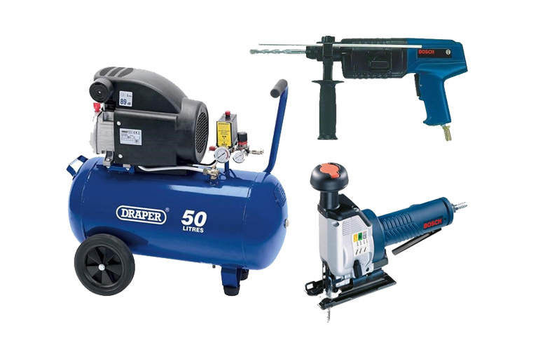 air-compressors-and-air-tools