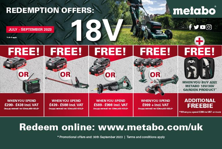 metabo-free-battery-offer
