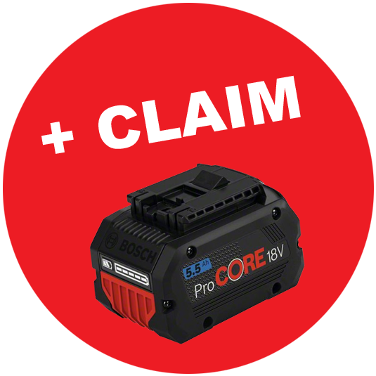 Bosch Battery Offer ProCore