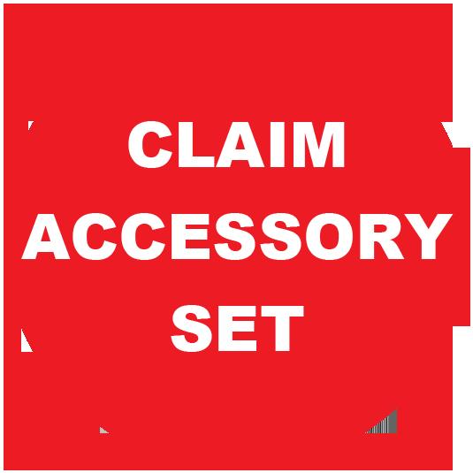 Bosch Free Accessory Set