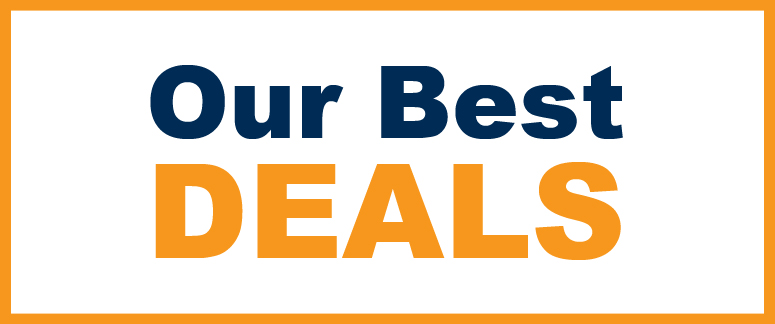 Home Ad - Our Best Deals