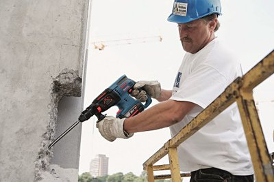 Cordless SDS Plus Hammer Drill by Bosch