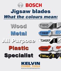 Jigsaw Blades By Bosch Festool Dewalt Wood Metal