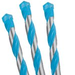 Multi-Construction Drill Bits
