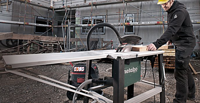 Metabo Site Saws
